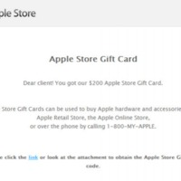Az Apple nevében lopják az adatokat