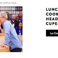 330 ezer dollár volt egy ebéd Tim Cookkal