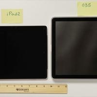 Az eredeti iPad óriási volt