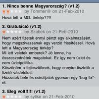 A NavNGo eltüntette Magyarországot Európából