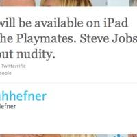 Jön a Playboy iPadre