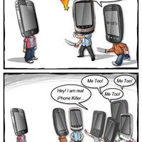 Az igazi iPhone-gyilkos