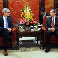 Tim Cook nagyon felhúzhatta magát a kínai adathalász ügyön