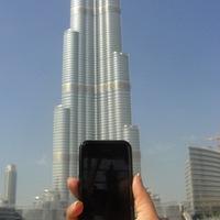 Utazó iPhone: Dubaji óriás