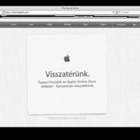 Apple Store Down - magyarul