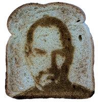 Steve Jobs pirítóson