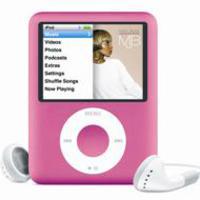 Rózsaszín iPod nano, juhé!