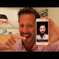 iPhone 8 villámteszt