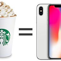 Tim Cook: az iPhone X csupán egy pár klassz kávéba kerül hetente