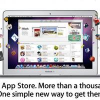 Bréking: Megnyílt a Mac App Store