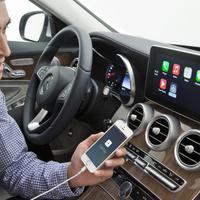 A régi autókban is felbukkanhat a CarPlay