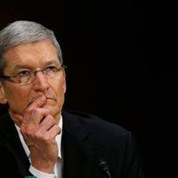 Tim Cook az a politikus, akire az Apple-nek most szüksége van