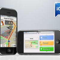GPS lett az iPhone