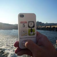 Utazó iPhone: szülinapi Prága