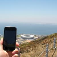 Utazó iPhone: Fokváros