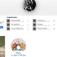 Mi lesz a zenei albumokkal?