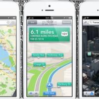 Az eladókkal tesztelteti az Apple a Maps programot