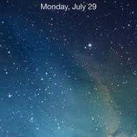Itt az iOS 7 negyedik bétája