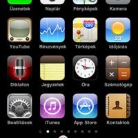 Majdnem mindent tud már az iPhone