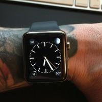 Tetovált csuklón nem működik megfelelően az Apple Watch
