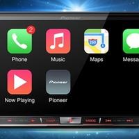 A Pioneer is bejelentette első CarPlay-rendszerét, ami a te autódba is jó