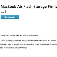 Fontos frissítés érkezett a 2012-es MacBook Airekhez