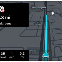 A Waze is megy CarPlay-jel