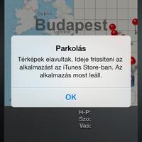 Hová tűnt a Parkolás app?