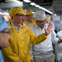 Az Egyesült Államokban épít üzemet a Foxconn