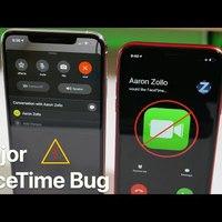 Az Apple kikapcsolta a csoportos FaceTime-ot, mert olyan bug volt benne, amitől mindig is féltél