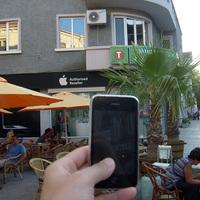 Utazó iPhone különkiadás: Bulgária