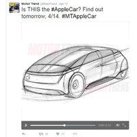 Egy autós újság úgy hozott le egy Apple-hírt, hogy nekem kellemetlen