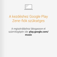 iTunes Radio helyett itt van nekünk a Google Play Music