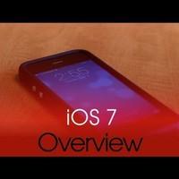 Videón nyomogatták végig az iOS 7 bétáját
