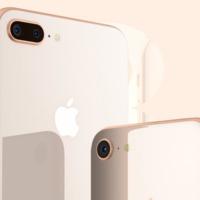 Mától már a boltokban kapható az iPhone 8 és 8 Plus