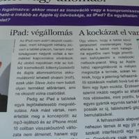 Appleblog-Acer Magyarország: 1-0