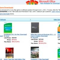 Az Amazon is saját Mac App Store-t nyitott