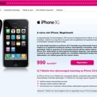 Bréking: hivatalosak a magyar iPhone árai