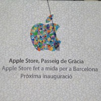 Gaudi-stílusban nyomja a nyitást az Apple