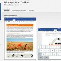 Megjelent az Office iPadre, a Microsoft kivetkőzött önmagából