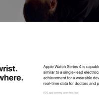 Úgy tűnik, egyelőre az USA-n kívül nem mér EKG-t az új Apple Watch