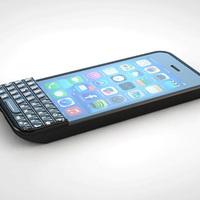 Az iPhone az új BlackBerry