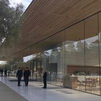 Nyolc nap múlva nyílik az Apple Park látogatói központja
