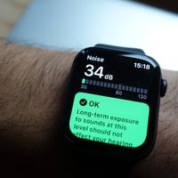 Apple Watch 5 napló: zajmérés + iránytű