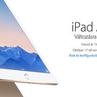 Itt vannak a ma bemutatott Apple termékek árai forintban