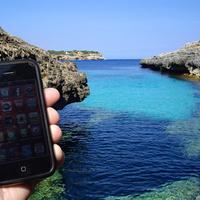 Utazó iPhone: Fotosop!!!