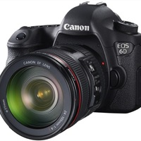 Canon EOS 6D vs MacBook Pro