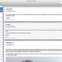 Az Apple nem tud levelezőprogramot készíteni