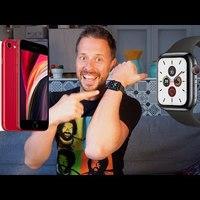 Meg is jött az iPhone SE 2, meg az Apple Watch Cellular Magyarországra!