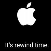 Egy éve megjósoltam, hogy az Apple egyszer csak megfordítja az idő kerekét